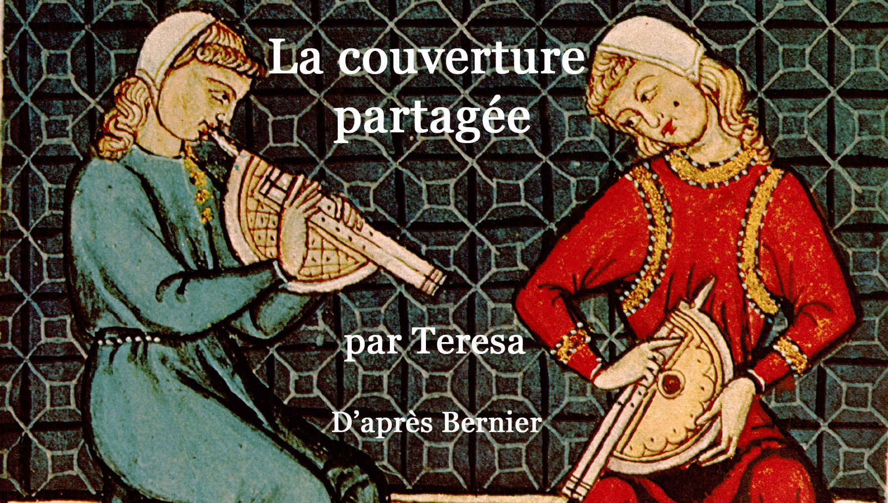 Photo de La couverture partagée